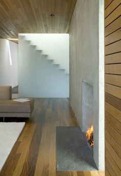 floor and fire