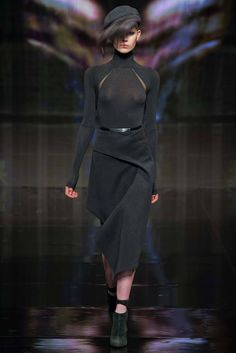 Donna Karan Fall 2014 Ready-to-Wear - Collection - Gallery - Style.com