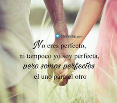 Perfectos juntos