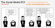 "Attend any corporate meeting on social media initiatives and it's likely that you'll hear a question or two along the lines of ""how is this selling us more product"" or ""what's the ROI on these activities""? Unfortunately, many social media strategists get caught up in the numbers that relate specifically to social media and they forget about the numbers that are meaningful to their business."