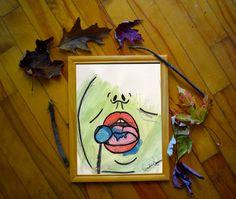 Aquarelle réalisée par l'artiste Claudia Chartier en 2017. Etsy Seller, Creative, Unique, Painting, Water Colors, Artist, Painting Art, Paintings, Painted Canvas