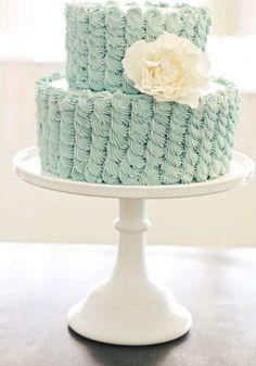 interesting wedding cake ideas at www.wedmepretty.com  http://www.wedmepretty.com/when-a-wedding-dress-inspires-a-wedding-cake/#