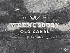 Canals of England | Olly Sorsby Design Co.