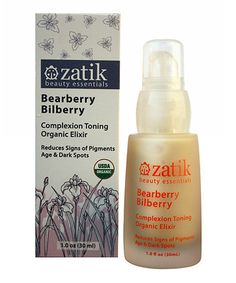 Another great find on #zulily! Bearberry & Bilberry Toning Elixir #zulilyfinds
