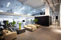 The way offices in the US are designed is changing. See how office furniture is changing with it.