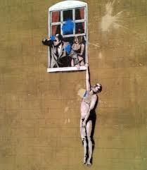 A study that tests the method of geographical profiling on the artist Banksy is published after a delay caused by legal discussions. Bansky, Banksy Art, Park Street Bristol, Banksy Images, Best Street Art, Call Art, Urban Art, Art Google, Art School
