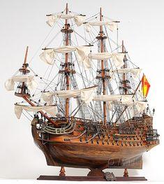 """Navío de la Real Armada """"San Felipe"""""""