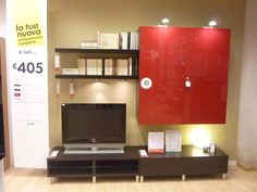 Album   2   IKEA Réalisations En Magasins Autour De La Télé, Gamme Besta,