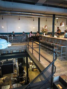 newly opened Ozone Coffee Roasters London