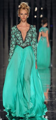 sh0tamargarita:  ABED MAHFOUZ COUTURE FALL/ WINTER 2011-12