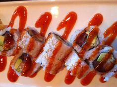 Nobody does sushi like Akira!
