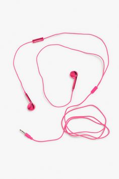 A set of quite magical looking earphones for when you want to put on a concert in your own head. Warning: may inspire fits of dancing on the bus.
