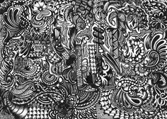 zentangle art - Buscar con Google
