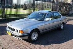 Foto's BMW E32 750i 1988 : Van alles en nog wat....
