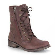 Coturno Feminino Cravo E Canela 85103 - Tabaco - Passarela Calçados - Calçados online