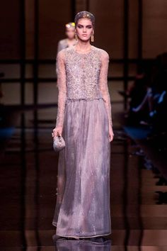 The best of couture - Spring 2014 - Armani Privé