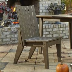 Uwharrie Hourglass Dining Side Chair Finish: Coral Wash