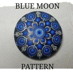 Digital pattern for Z-Dot Designs MAWU mandala | Etsy Mandala Pattern, Mandala Design, Pattern Art, Bff, Mandala Rocks, Mandala Art, Mandala Painting, Stencils, Henna Cones