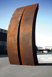 Beverly Pepper Sculpture  @ AtlBotanical