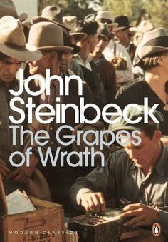 The Grapes of Wrath by John Steinbeck | 33 Must-Read Books To Celebrate Banned Books Week