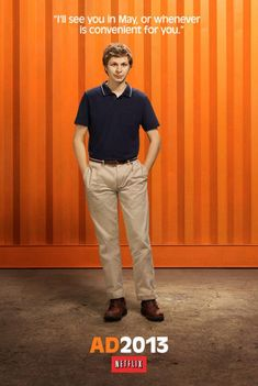 arrested development, television, comedy, 2000s, netflix, michael cera