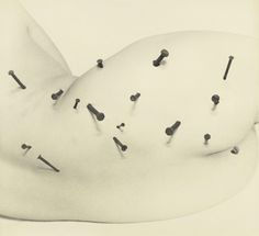 Kansuke Yamamoto (Japanese, 1914 - 1987) - Rose and Shovel, 1956 - © Toshio Yamamoto - Private collection, entrusted to Tokyo Metropolitan Museum of Photography  This exhibition at the J. Paul Getty Museum, entitled Japan's Modern Divide: The Photographs Of Hiroshi Hamaya and Kansuke Yamamoto, presents the work of these two photographers whose careers spanned much of the twentieth century, or the Showa Era (1926–1989) as it is known in Japan.