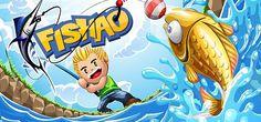 Fishao - Si eres de los que cree que la pesca es algo más que un hobby, entonces este juego de navegador es para ti. Coge la caña y el anzuelo y prepárate para una divertida experiencia al lado de jugadores de todas partes del mundo.