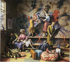 Cultural Ghosts: The Forgotten Artist File: Peter Blume