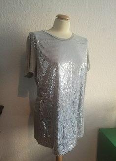 Kaufe meinen Artikel bei #Kleiderkreisel http://www.kleiderkreisel.de/damenmode/t-shirts/142972960-bluse-mit-pailletten