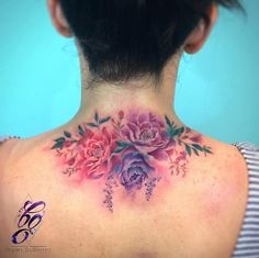 Vivid floral bouquet by Bryan Gutierrez