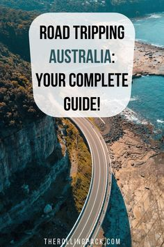 An Australia road trip is a great way to explore this amazing country! In this complete guide to road tripping Australia you'll learn about transportation, travel routes, and must see destinations including the Great Ocean Road, the East Coast, and more! #australia #australiaroadtrip #australiatravel #roadtrip Brisbane, Melbourne, Sydney, Visit Australia, Australia Travel, Great Barrier Reef, Road Trip Adventure, Travel Route, Beaches In The World