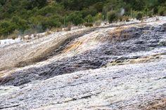 Lave Flow 2 Destruction, New Zealand, Terrace, Flow, Country Roads, River, Park, Places, Outdoor