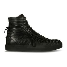 new concept 14ae4 8297f Sport High-Top Sneakers by Cesare Paciotti. FringuesChaussureBaskets ...