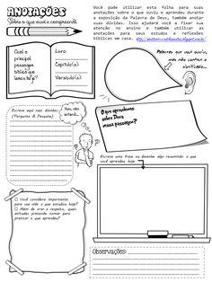 FOLHA DE ANOTAÇÕES PARA ACOMPANHAR A EXPLANAÇÃO BÍBLICA http://ministerio-c-adolescentes.blogspot.com.br/2015/01/folha-de-anotacoes-para-acompanhar.html