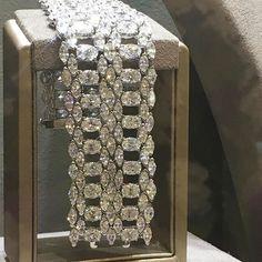 @ethomaria #diamond#bracelet by #ethomaria #ovalcut and #marquise #diamonds at #jewelleryarabia #diamonds #jewellery #inspiring #DiamondsAreForever