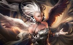 Fantasy Angels | Fantasy Music Angel Wallpapers Pictures Photos Images