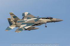 https://flic.kr/p/vsVk1g | McDonnell Douglas F-15C Eagle | 78-0528 65th Aggressor Squadron (65 AGRS)
