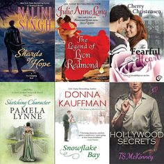 This week's featured 2015 book cover nominations on Cover Cafe.  Will they reach the finals next spring? http://covercafe.com