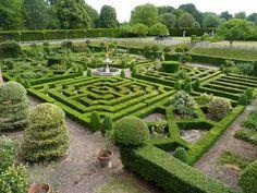Baroque gardening - Gardeningferrebeekeeper - WordPress.com