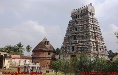 Thirupalathurai Shiva Temple - Oldest Rice Granary (நெற்களஞ்சியம்). It was constructed during the Nayak period by the Thanjavur Nayak King Ragunatha (CE 1600-1634)