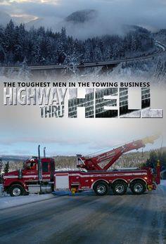 """Jamie Davis """"Highway Thru Hell"""" ®....#{T.R.L.} Love this Show."""
