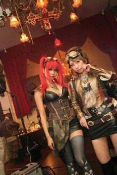 Steampunk Girls