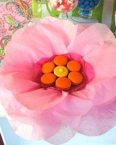 Design Dazzle: Garden Party: Posies, Paisleys and WOW on a Budget