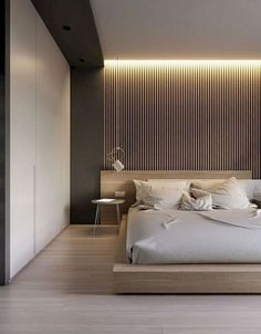 14 Fabulous Rustic Chic Bedroom Design and Decor Ideas to Make Your Space Special - The Trending House Modern Master Bedroom, Master Bedroom Design, Contemporary Bedroom, Minimalist Apartment, Minimalist Bedroom, Modern Minimalist, Budget Bedroom, Bedroom Decor, Bedroom Ideas