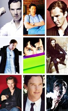 Benedict Cumberbatch for brooke ( you know who you are)