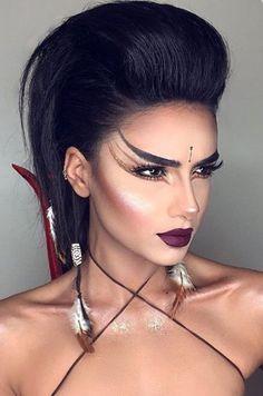 Sagittarius makeup