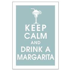 #KeepCalm #drink #Margarita