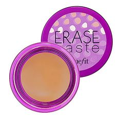Benefit Cosmetics Erase Paste. Finally bought my own, @Nini Zerby :)