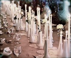 shabby chic wedding milk glass | ... shabby chic, indie wedding ...shower... dinner party -- milk glass has