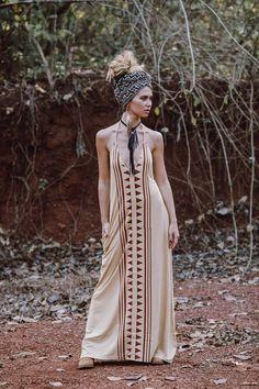 Luna Boho Dress Open Back Dress Maxi Dress Boho Womens Boho Summer Dresses, Boho Dress, Sexy Dresses, Sleeveless Dresses, Mode Outfits, Chic Outfits, Fashion Outfits, Look Festival, Estilo Hippie